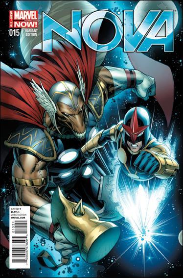 Nova (2013) 15-B by Marvel