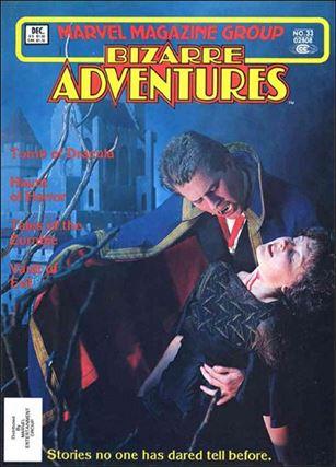Bizarre Adventures 33-A
