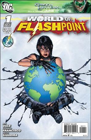 Flashpoint: The World of Flashpoint 1-A