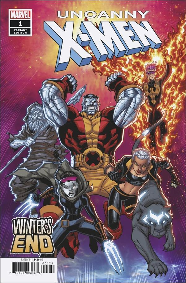 Uncanny X-Men: Winter's End 1-B by Marvel