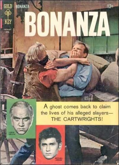 Bonanza 19-A by Gold Key