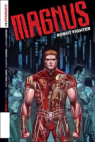 Magnus Robot Fighter (2014) 9-B