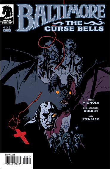 Baltimore: The Curse Bells 4-A by Dark Horse