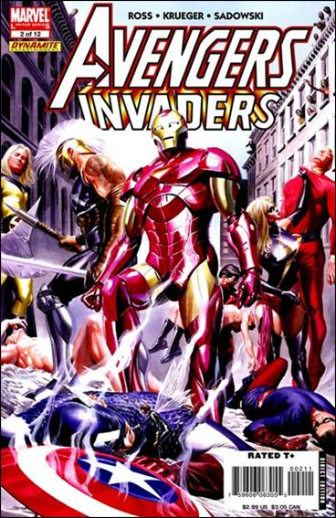 Avengers/Invaders 2-A by Marvel