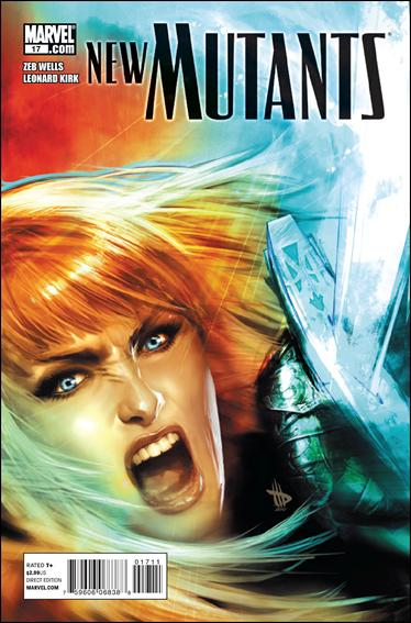 New Mutants (2009) 17-A by Marvel