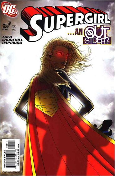 Supergirl (2005) 3-A by DC