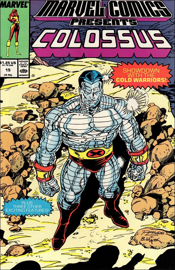 Marvel Comics Presents (1988) 15-A by Marvel