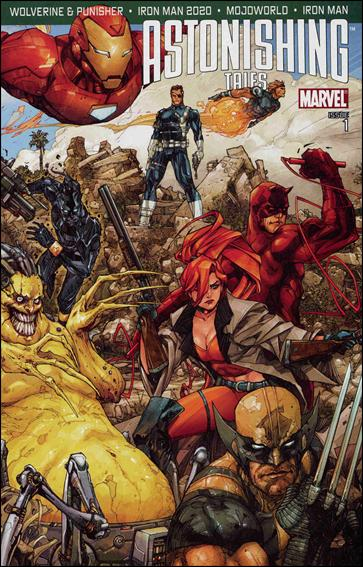 Astonishing Tales (2009) 1-A by Marvel
