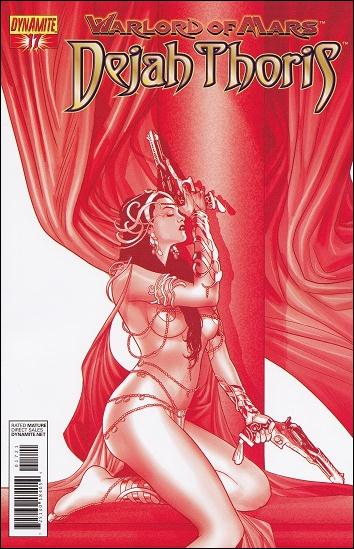 Warlord of Mars: Dejah Thoris 17-C by Dynamite Entertainment