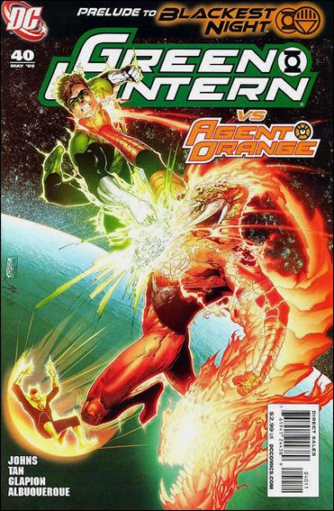 Green Lantern (2005) 40-A by DC