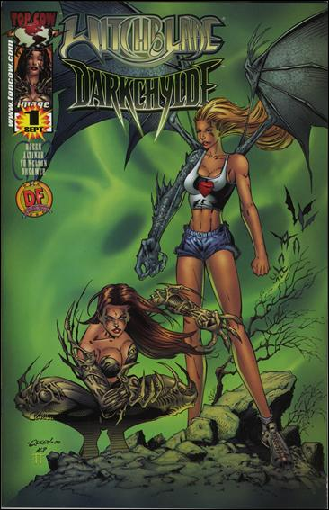 Witchblade/Darkchylde 1-B by Top Cow