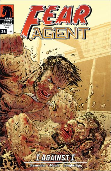 Fear Agent (2007) 26-A by Dark Horse