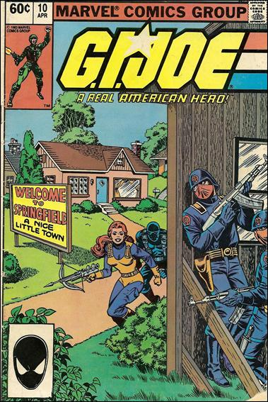 G.I. Joe: A Real American Hero 10-B by IDW