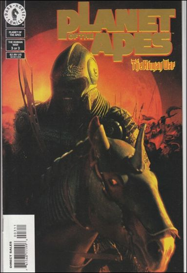 Planet of the Apes (2001/06) 3-C by Dark Horse