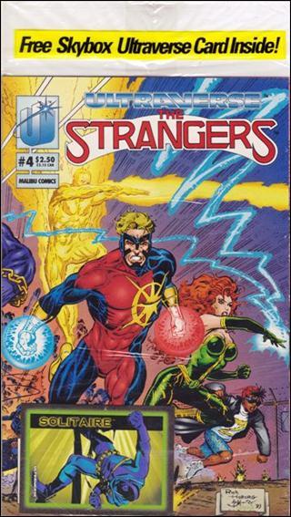 Strangers (1993) 4-B by Malibu