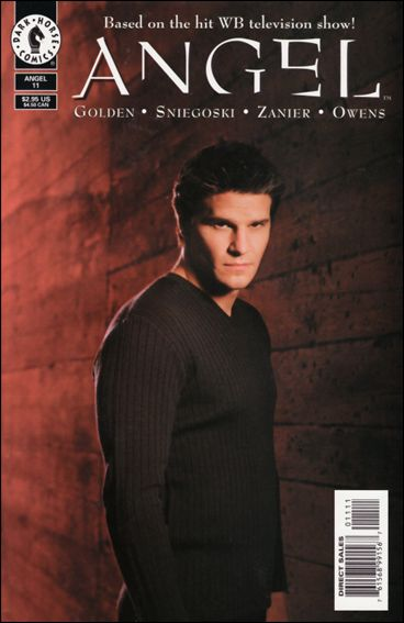 Angel (1999) 11-B by Dark Horse