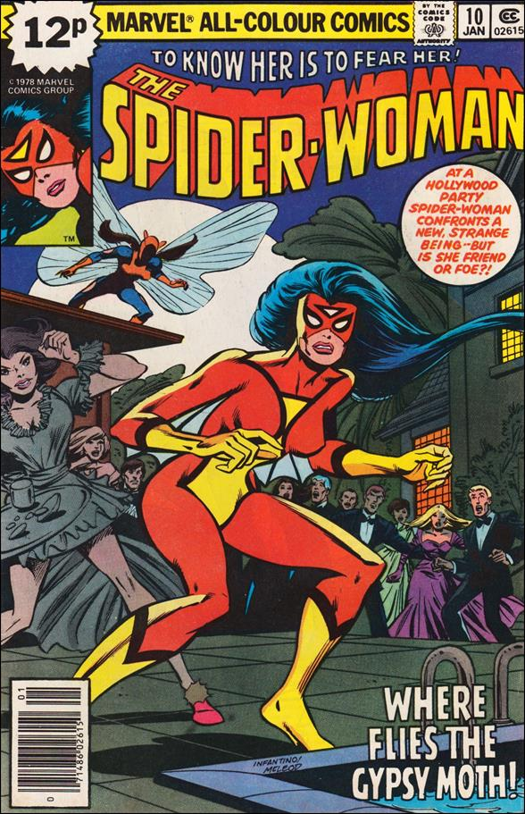Spider-Woman (1978) 10-B by Marvel