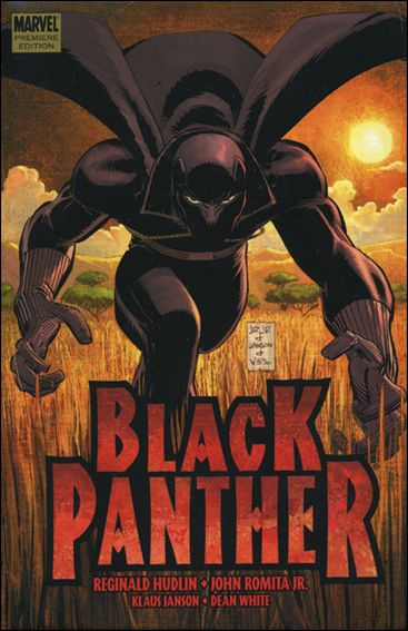 Black Panther: Who is the Black Panther? 1-A by Marvel
