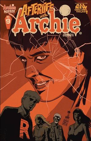 Afterlife with Archie 9-A