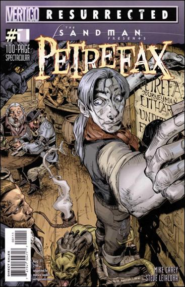 Vertigo Resurrected: The Sandman Presents: Petrefax 1-A by Vertigo
