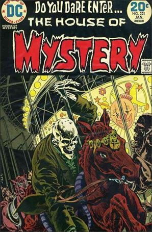 House of Mystery (1951) 221-A