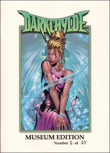 Darkchylde 1-H by Maximum Press