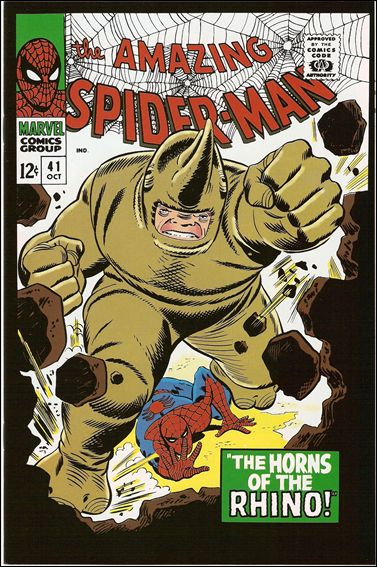 Amazing Spider-Man (1963) 41-B by Marvel