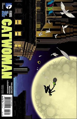 Catwoman (2011) 37-B