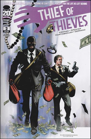 Thief of Thieves 2-B by Skybound Entertainment