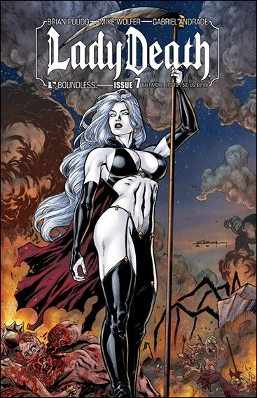 Lady Death (2010) 7-K by Boundless Comics