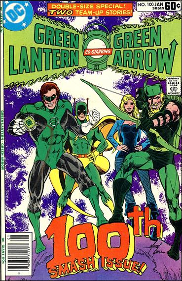 Green Lantern (1960) 100-A by DC