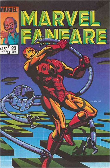 Marvel Fanfare (1982) 23-A by Marvel