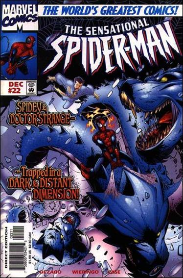 Sensational Spider-Man (1996) 22-A by Marvel