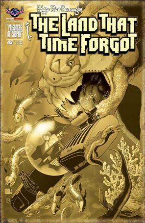 Edgar Rice Burroughs The Land That Time Forgot 3-C