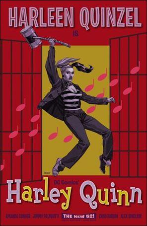 Harley Quinn (2014) 16-B