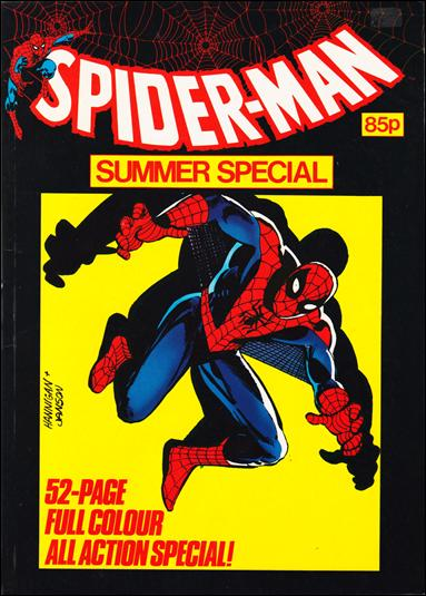 Spider-Man Summer Special (UK) nn6-A by Marvel UK
