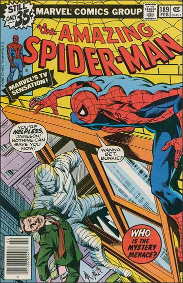 Amazing Spider-Man (1963) 189-A by Marvel