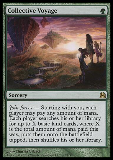 Magic the Gathering: Commander (Base Set)147-A by Wizards of the Coast