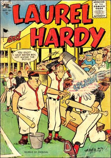 Laurel and Hardy (1949) 26-A by St. John