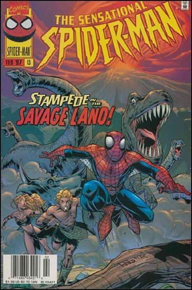 Sensational Spider-Man (1996) 13-B by Marvel