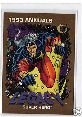 Marvel 1993 Annuals (Base Set) 23-A by Marvel