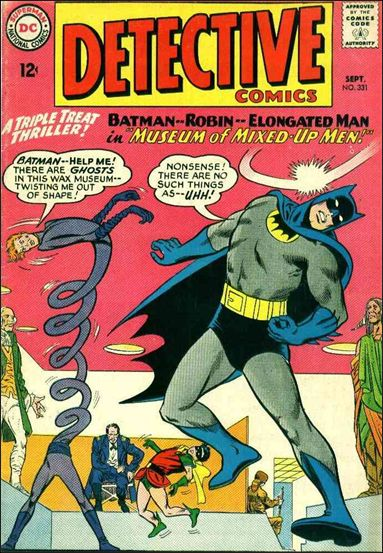 Detective Comics (1937) 331-A by DC