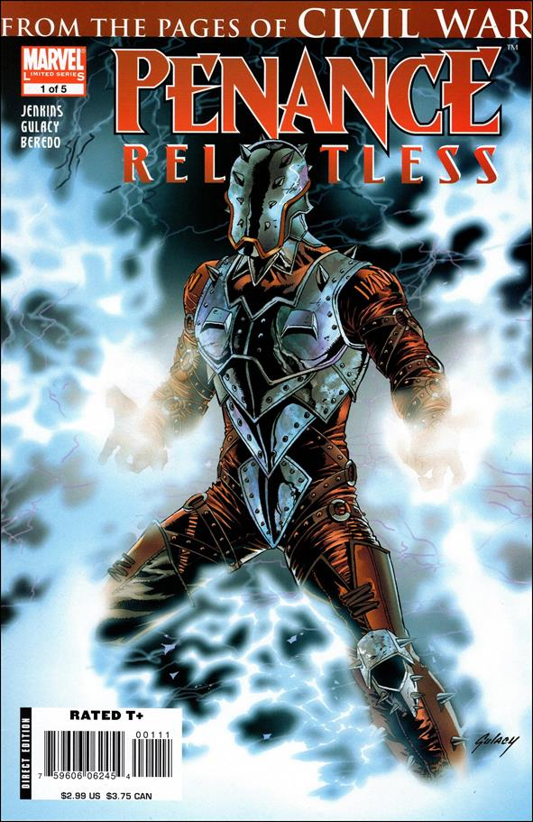 Penance: Relentless 1-A by Marvel