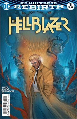 Hellblazer (2016) 1-A
