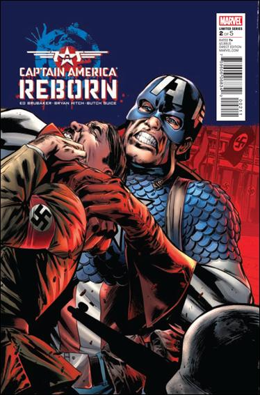 Captain America: Reborn 2-A by Marvel