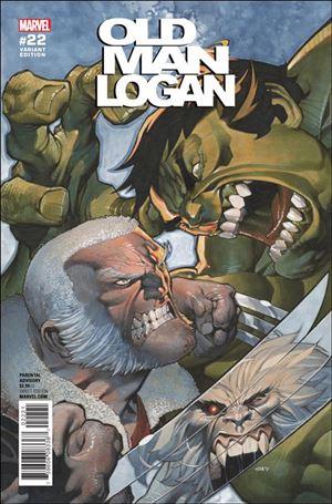 Old Man Logan (2016) 22-B