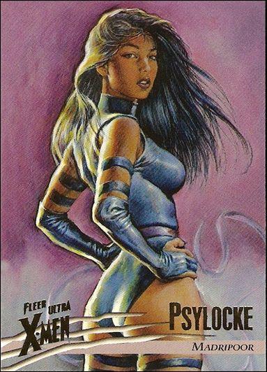 1996 Fleer Ultra X-Men: Wolverine (Base Set) 48-A by Fleer
