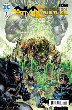 Batman/Teenage Mutant Ninja Turtles II 5-A