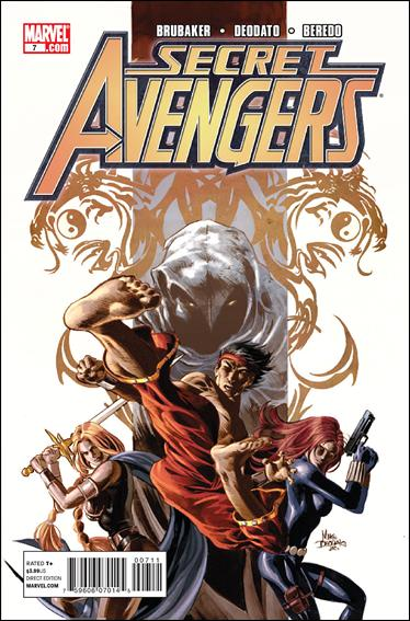 Secret Avengers (2010) 7-A by Marvel