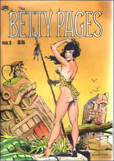 Betty Pages 1-B by Pure Imagination
